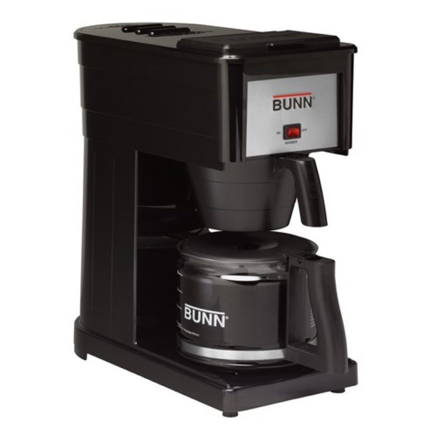 Bunn O Matic Grx B Coffee Maker Big Photo